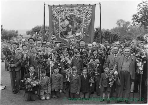Heart of Oak Club Walk, 1960s