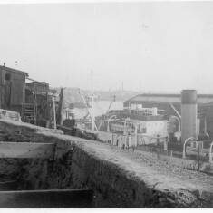 Brigham and Cowan's Low Dock