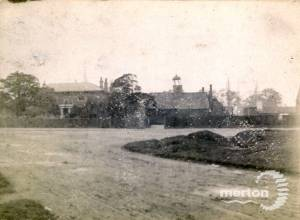 Potter and Moore's old distilleries, Mitcham