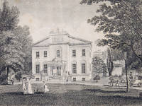 Wimbledon Lodge: Home of Gerard de Visme