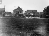 Mitcham Cricket Pavilion, Lower Green
