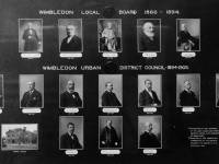 Wimbledon Board and District councillors 1866-1905