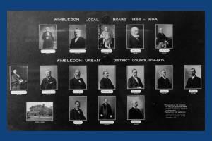 Wimbledon Board and District councillors 1866-1905