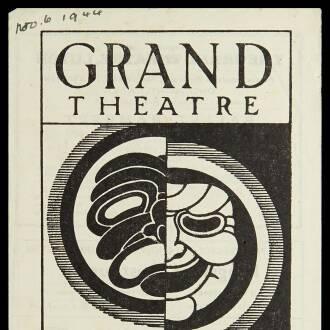 Grand Theatre, Luton, November 1944