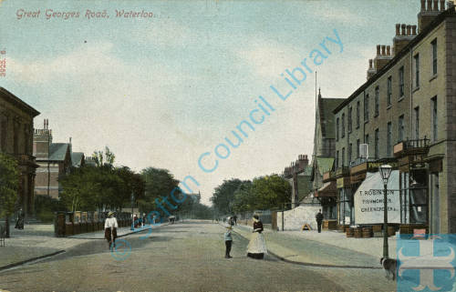 Great Georges Road