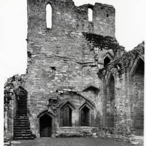 Banqueting Hall, Goodrich Castle