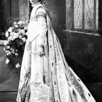 Miss Bella Rose, Bootle May Queen, 1909