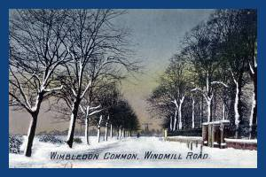 Windmill Road, Wimbledon Common