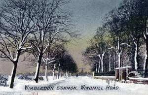 Windmill Road, Wimbledon Common