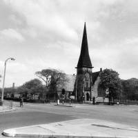 St Philip's Church Litherland, 1960s
