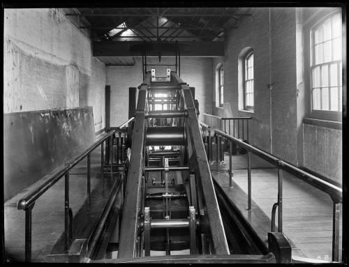 Battersea Works beam engine
