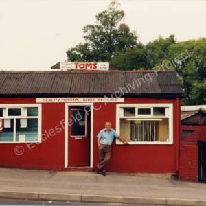 Wortley Road, High Green Cobblers Shop