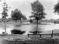 Mitcham Common Lake