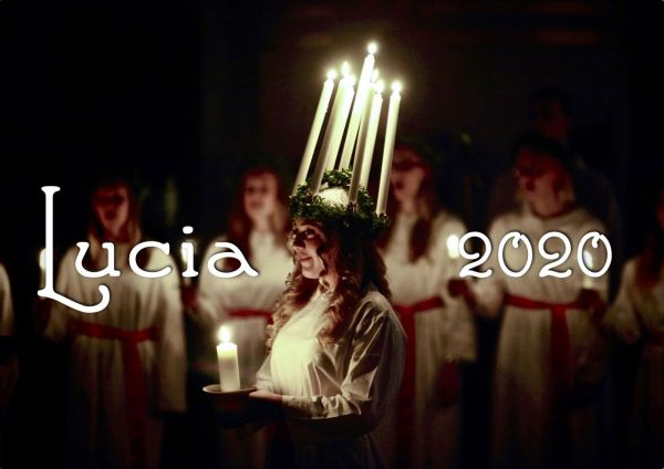 Lucia- och julhälsningar från Styrelsen