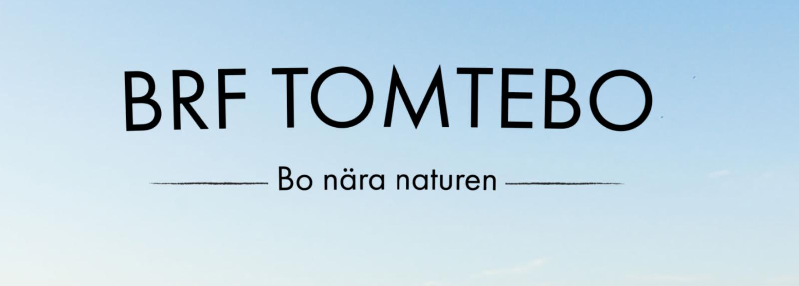 BRF Tomtebo