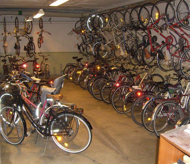 Cykelrummet