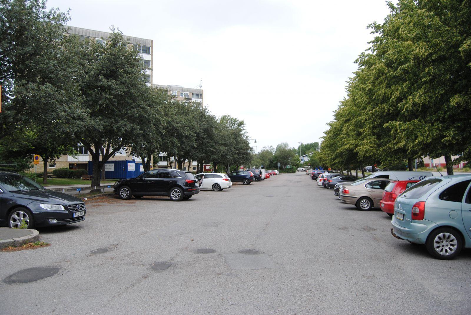 Parkeringen