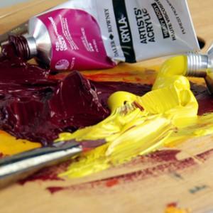 Daler - Rowney Cryla Artist Acrylic