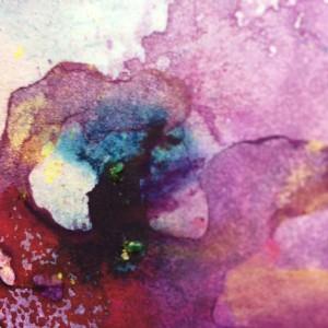 Flytande akrylfärg