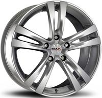 Alufælge Mak Zenith Hyper Silver 6.5Jx16 5x100 ET35 Ø72