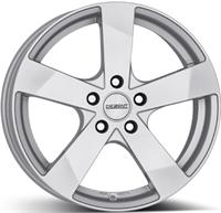 Alufælge Dezent TD Silver 6Jx15 4x100 ET47 Ø54