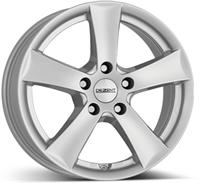 Alufælge Dezent TX Silver 7Jx16 5x120 ET31 Ø72.6