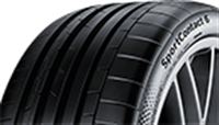 Continental ContiSportContact 6 255/30 R21 93Y