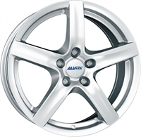 Alufælge Alutec Grip Silver 7.5Jx17 5x114.3 ET35 Ø70