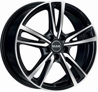 Velsete Fælge og komplethjul til VW POLO (6R1, 6C1) 2.0 R WRC 162Kw/220Hp TG-36