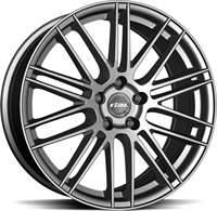 Alufælge Rial Kibo Metal Grey 8.5Jx20 5x114.3 ET45 Ø70