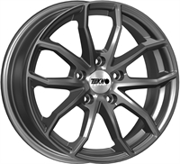 Alufælge Tekno wheels RX10 Dark Anthracite Gloss 7Jx16 5x112 ET35 Ø72.2