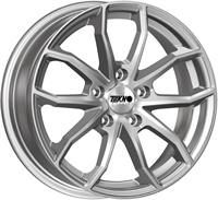 Alufælge Tekno wheels RX10 Silver 7.5Jx17 5x108 ET40 Ø72.2