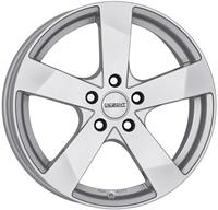 Alufælge Dezent TD Silver 6.5Jx16 5x112 ET40 Ø57