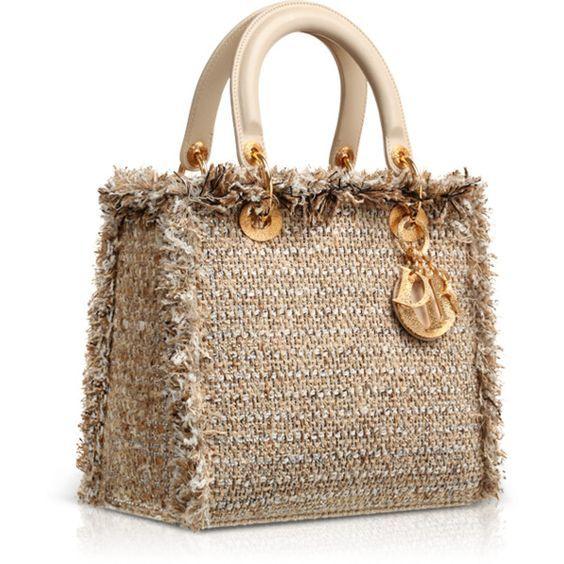 Hasır Çanta Dior Prada