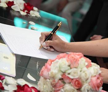 resmi düğün evrakları