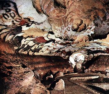 Lascaux Mağaraları, Fransa
