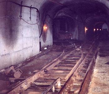 Metro 2 Tünelleri, Moskova