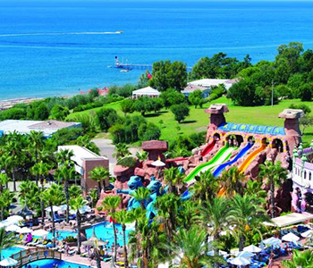 Kamelya K Club, Kamelya World Holiday