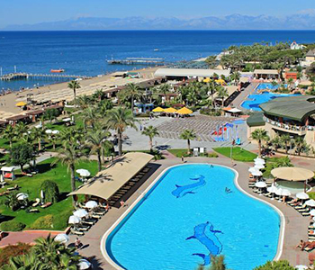 Maritim Pine Beach Resort İleribaşı Mevkii, Belek