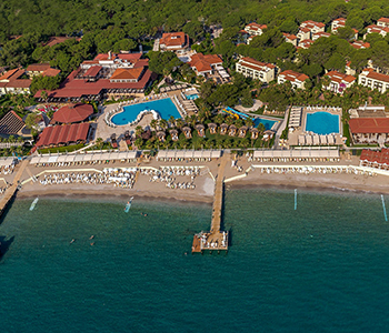 Crystal Flora Beach Resort Beldibi