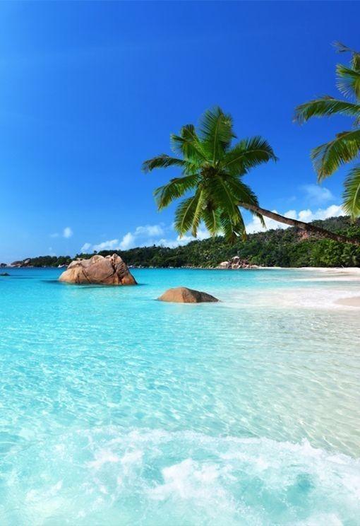 seyşeller plaj