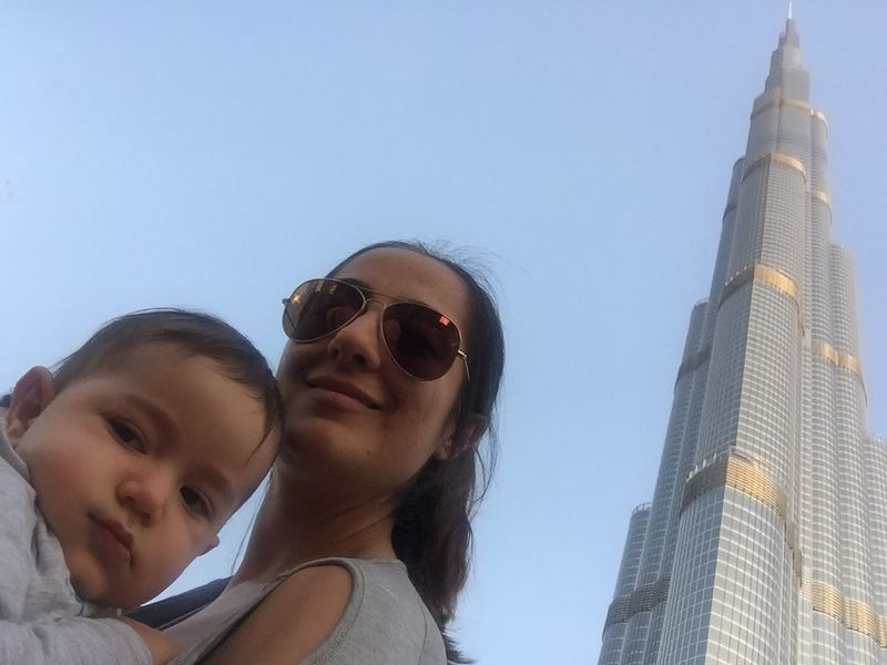Dünyanın en yüksek Binası Burç Halife (BurJ KHALİFA)
