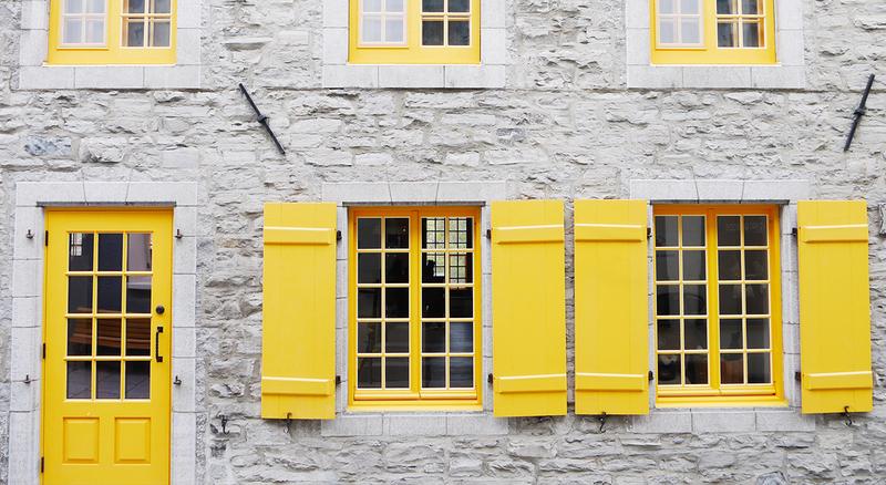 sarı pencere