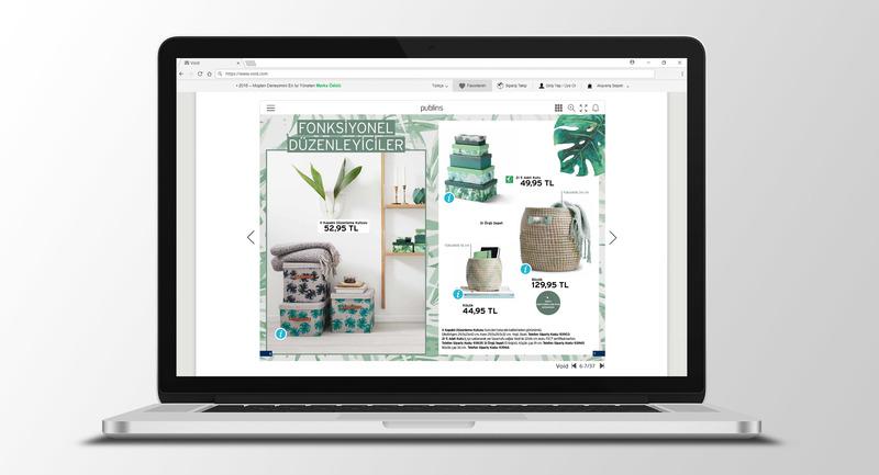 1)Kataloğunuzu Web Sitenize Yerleştirin: Dijital kataloglarınızı Publins ile web sitenize yerleştirmek oldukça kolay. Web sitenize yerleştirdiğiniz kataloğunuzu okuyucularınız tüm cihazlarda mükemmel bir şekilde görüntüleyebilirler. Web sitenizi ziyaret eden potansiyel müşterilerinizin ilk izleniminin çok önemli olduğunu biliyoruz ve müşterilerinizin deneyimini mükemmeleştirmenize yardımcı oluyoruz. Konu ile ilgili ayrıntılı bilgi almak isterseniz buradan ilgili yazımıza ulaşabilirsiniz.