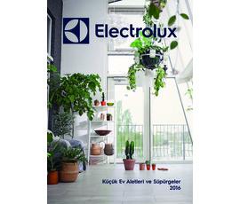 Electrolux - Küçük Ev Aletleri ve Süpürgelerkatalog, kampanya