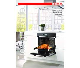 Miele - Pişirme Grupları ve Mutfak Ürünlerikatalog, kampanya