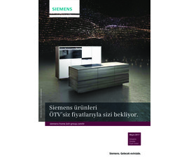 Siemens Ankastre Ürünlerkatalog, kampanya