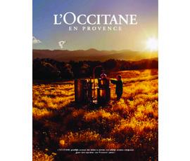 L'OCCITANEkatalog, kampanya