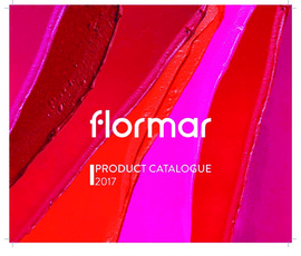 Flormar Ürün Kataloğu 2017katalog, kampanya