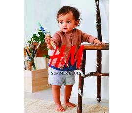 H&M Bebek Koleksiyonukatalog, kampanya